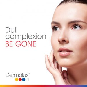 Dull skin be gone quote